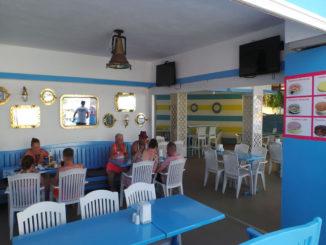 Marmaris Atlantis Su Parkı Treasure Restoran