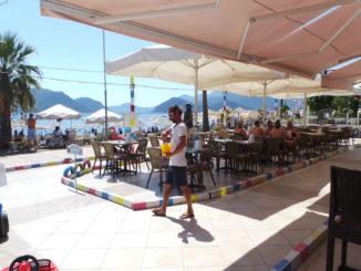 Marmaris Su Parki Aqua Restoran