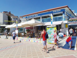 Marmaris Atlantis Su Parkı Plaj Restoran & Bar