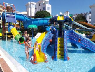 Marmaris Atlantis Su Parkı Cocuk Havuzu