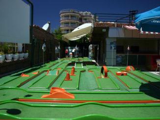 Marmaris Atlantis Su Parkı Mini Golf