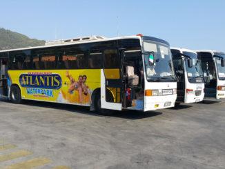 Marmaris Atlantis Su Parkı Shuttle Buses