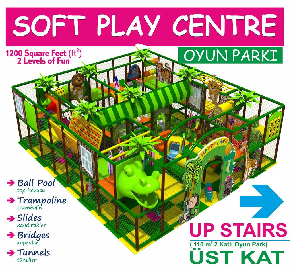 Marmaris Atlantis Su Parkı Çocuk Oyun Alanı