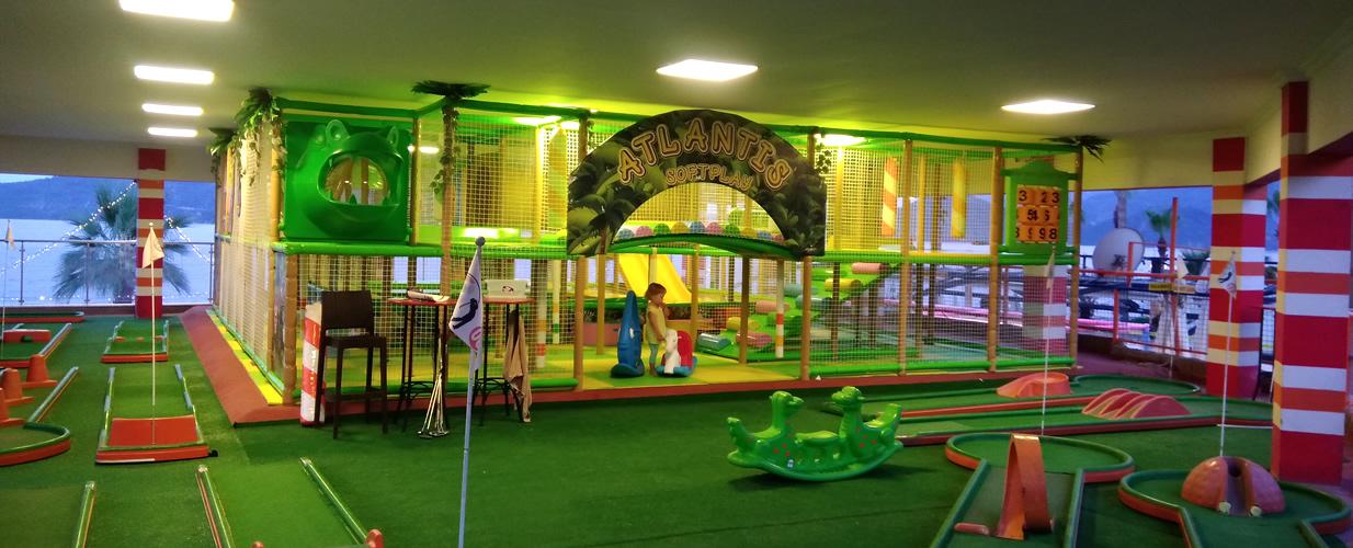 mini oyun parkı