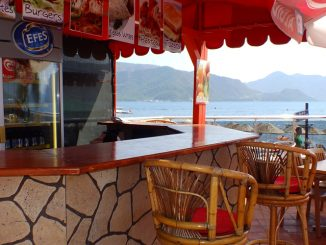 Marmaris Atlantis Su Parkı Havuz Bar
