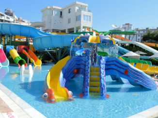 Marmaris Atlantis Su Parkı Çocuk Havuzu